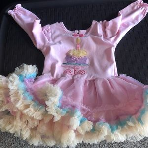 Other - 1st birthday poofy dress